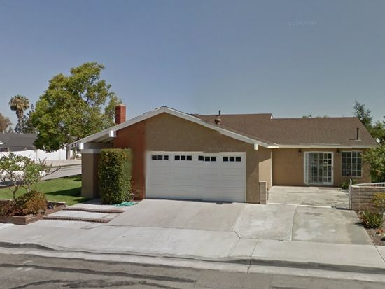4711 E Parkrose Cir, Anaheim, CA 92807