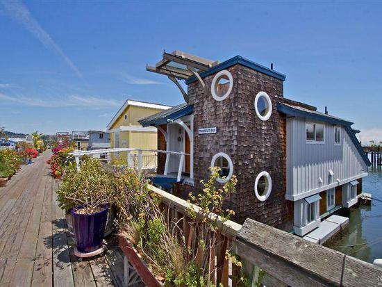 32 Liberty Dock, Sausalito, CA 94965