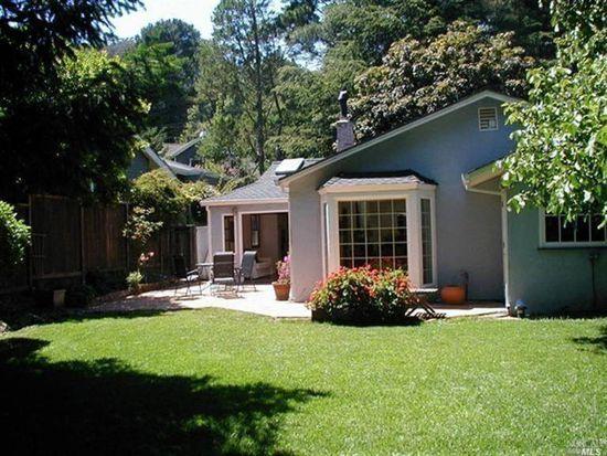 614 Glenwood Ct, Mill Valley, CA 94941