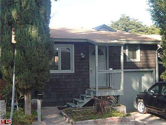 8481 Brier Dr, Los Angeles, CA 90046