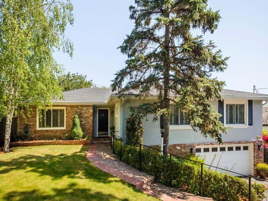 2816 Hillside Dr, Burlingame, CA 94010