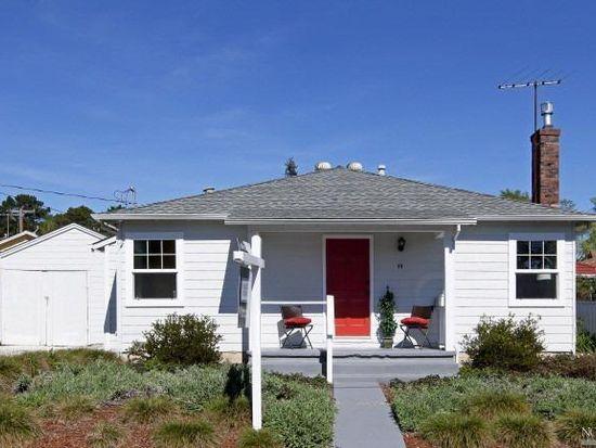77 Matilda Ave, Mill Valley, CA 94941