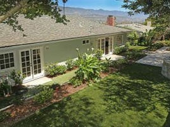 1043 Portesuello Ave, Santa Barbara, CA 93105