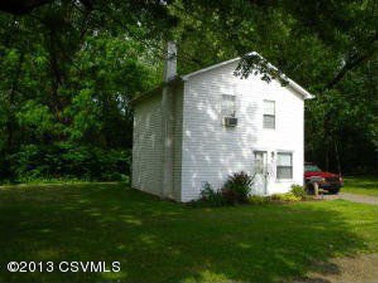 9 Saint Anthony St, Lewisburg, PA 17837