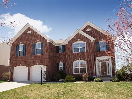 12394 Brean Way, Fishers, IN 46037