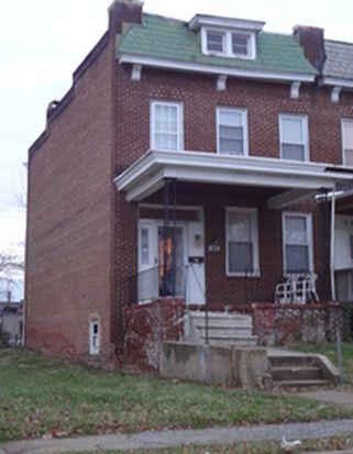 3220 W Garrison Ave, Baltimore, MD 21215