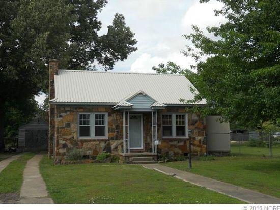 1620 Irving St, Muskogee, OK 74403