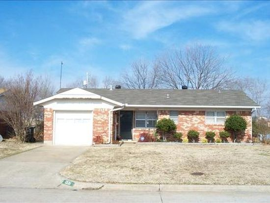 1331 Hayes St, Norman, OK 73069