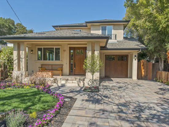 131 Washington Ave, Palo Alto, CA 94301