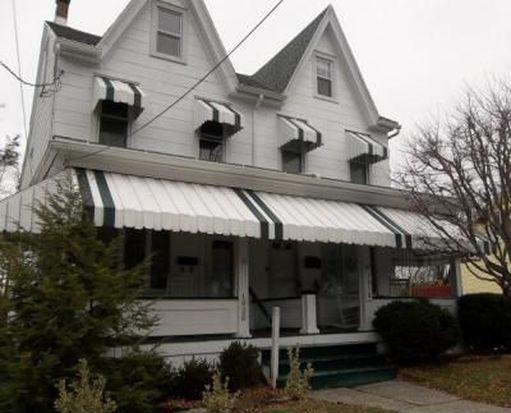 1920 3rd Ave, Pottsville, PA 17901