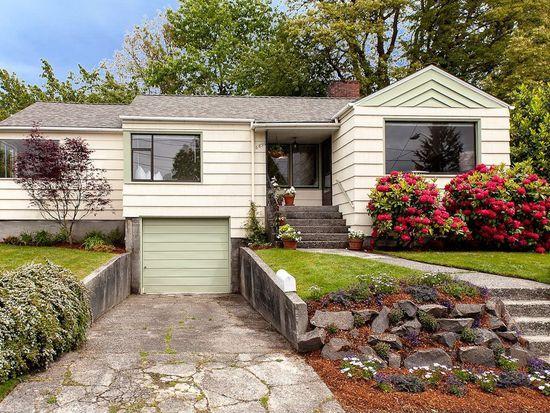 6856 47th Ave NE, Seattle, WA 98115