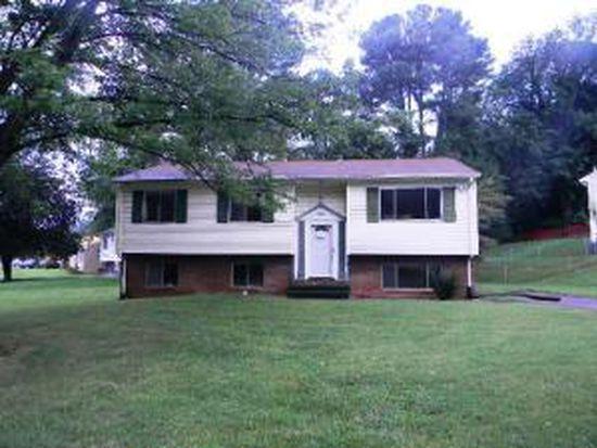 3855 Rolling Hill Ave NW, Roanoke, VA 24017
