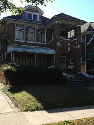 2705 Leslie St, Detroit, MI 48238