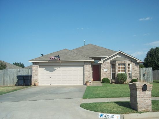 10532 NW 45th Ct, Yukon, OK 73099