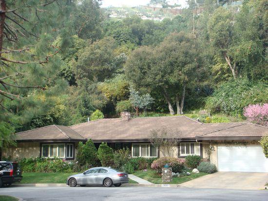 1355 Shadybrook Dr, Beverly Hills, CA 90210
