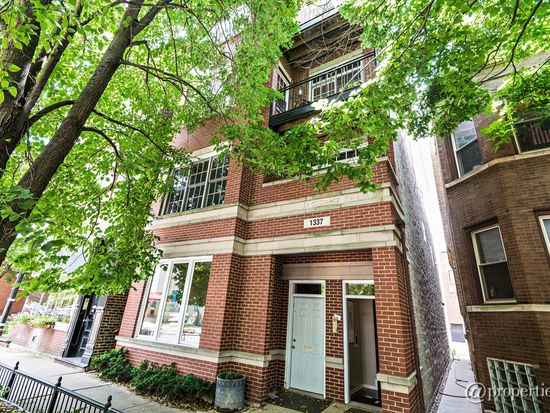 1337 W Wrightwood Ave APT 3, Chicago, IL 60614