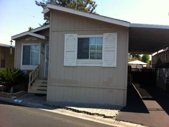 600 E Weddell Dr SPC 192, Sunnyvale, CA 94089