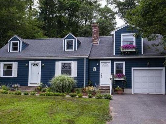 156 Concord Rd, Wayland, MA 01778