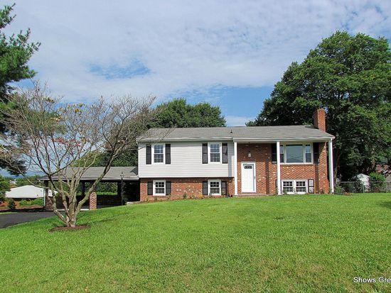 4022 Mockingbird Hill Rd, Roanoke, VA 24012