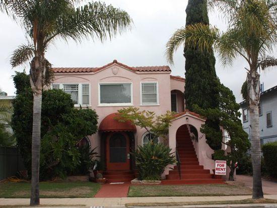2831-2833 29TH St, San Diego, CA 92104