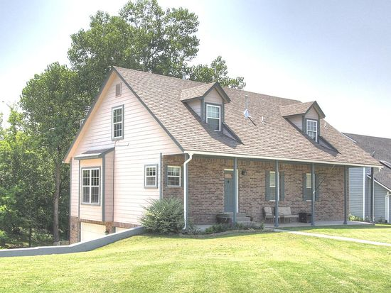 1214 Forest Ln, Catoosa, OK 74015