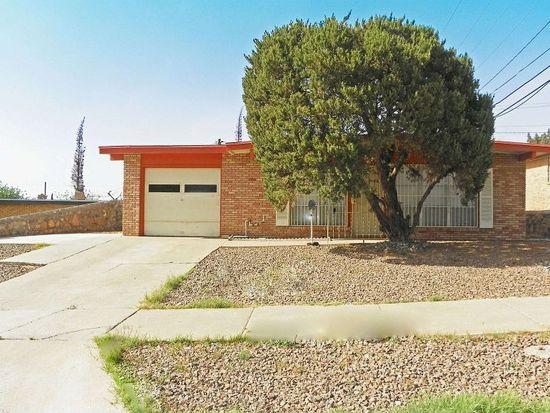 5372 Circus Ln, El Paso, TX 79912