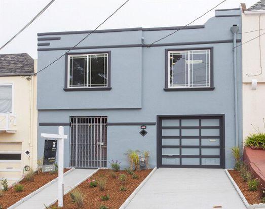 422 Vernon St, San Francisco, CA 94132