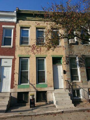 1826 Penrose Ave, Baltimore, MD 21223
