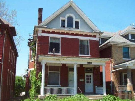 961 Oakland Ave, Cincinnati, OH 45205