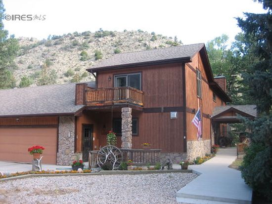 51 W Rustic Rd, Bellvue, CO 80512