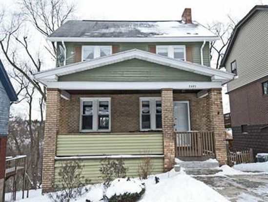 2685 Crosby Ave, Pittsburgh, PA 15216