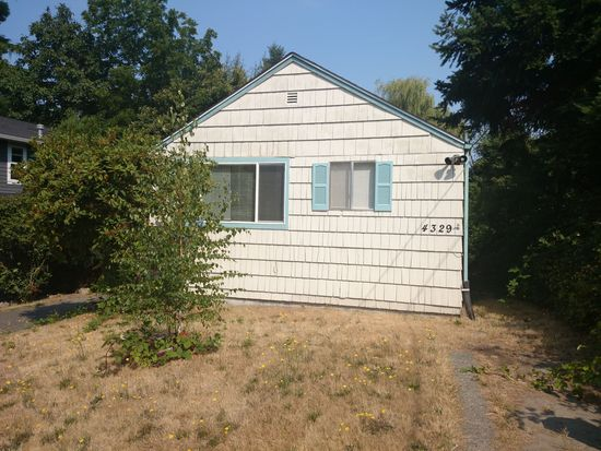 4329 SW Beveridge Pl, Seattle, WA 98136