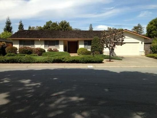 91 Angela Dr, Los Altos, CA 94022