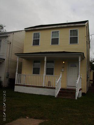 2309 Peach St, Portsmouth, VA 23704