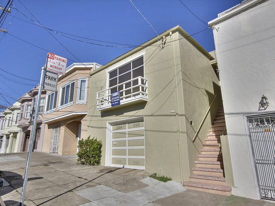1614 Quesada Ave, San Francisco, CA 94124