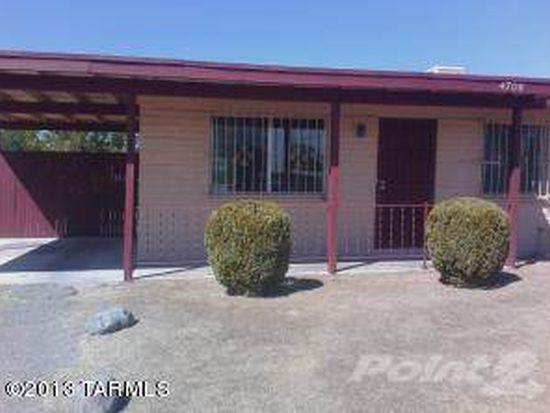 4708 S Camino De La Plz, Tucson, AZ 85714