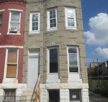 1001 Appleton St, Baltimore, MD 21217
