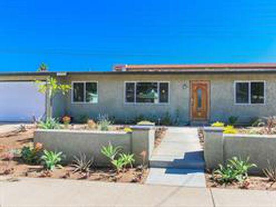 5551 Bergen St, San Diego, CA 92117