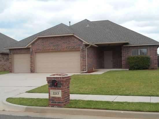2213 NW 157th Ter, Edmond, OK 73013