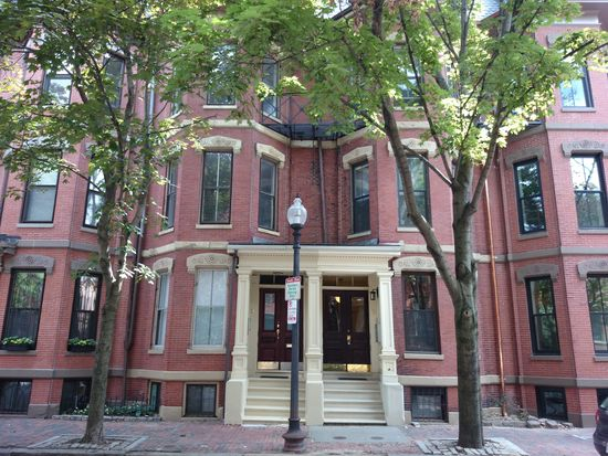 72 Chandler St UNIT 3, Boston, MA 02116
