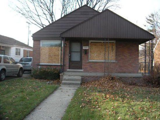 11651 Ashton Ave, Detroit, MI 48228