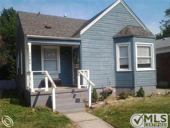 13580 Rosemont Ave, Detroit, MI 48223