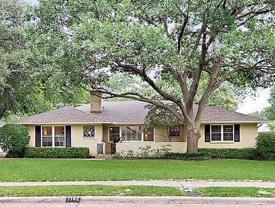 7142 Cornelia Ln, Dallas, TX 75214