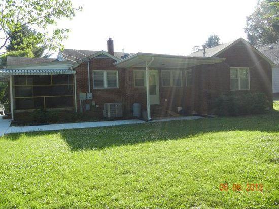 622 S Hamilton St, Eden, NC 27288