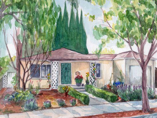 841 Jackson St, Mountain View, CA 94043