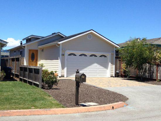 607 Grove St, Half Moon Bay, CA 94019