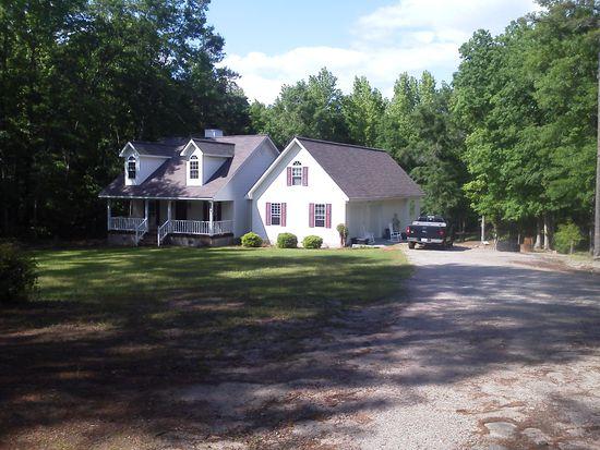 214 Log Cabin Rd NE, Milledgeville, GA 31061