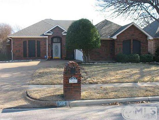 305 Country Manor Dr, Keller, TX 76248