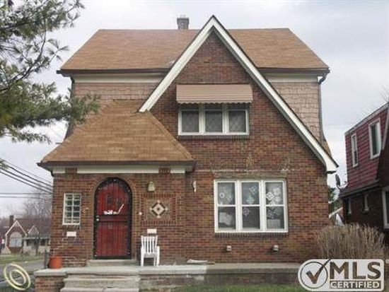 5114 Nottingham Rd, Detroit, MI 48224