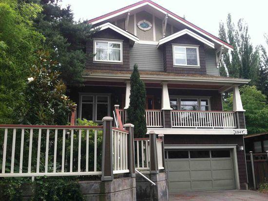 2347 NE 94th St, Seattle, WA 98115